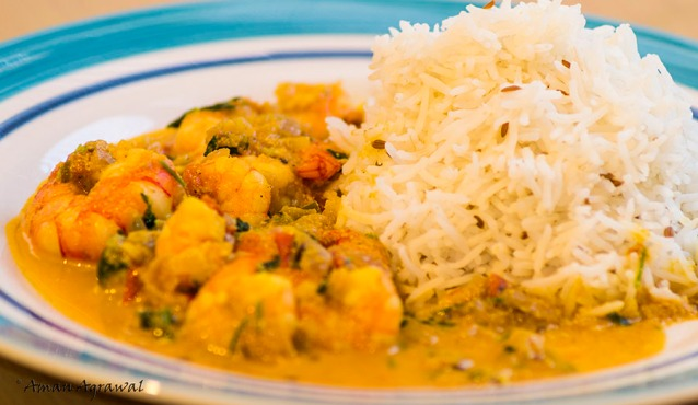 Prawn Curry Rice_small